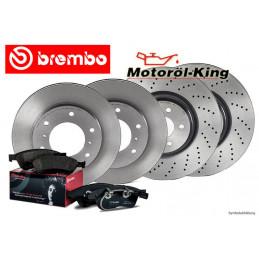 Brembo Bremsscheiben +...